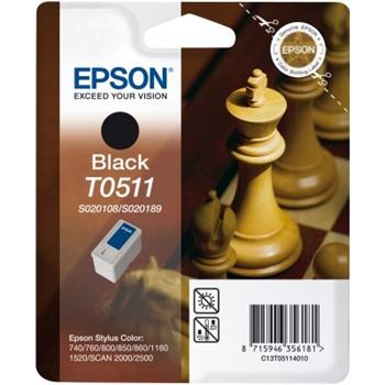 EPSON TANICA NERO C13S020108/189 BLISTER