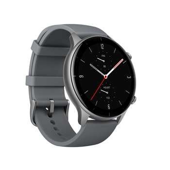 "Amazfit GTR 2e 3,53 cm (1.39"") 46 mm AMOLED Grigio GPS (satellitare)"
