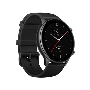 "Amazfit GTR 2e 3,53 cm (1.39"") 46 mm AMOLED Nero GPS (satellitare)"