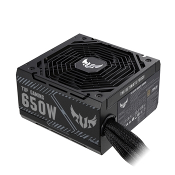 ASUS TUF-GAMING-650B alimentatore per computer 650 W 20+4 pin ATX ATX Nero
