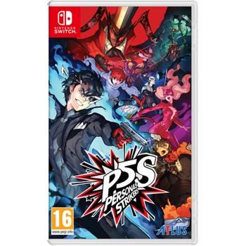 Koch Media Persona 5 Strikers Limited Edition Limitata Inglese, ITA Nintendo Switch