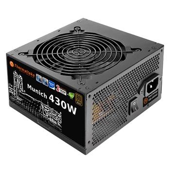 Thermaltake W0391RE alimentatore per computer 430 W 20+4 pin ATX ATX Nero