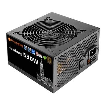 Thermaltake W0392RE alimentatore per computer 530 W 20+4 pin ATX ATX Nero