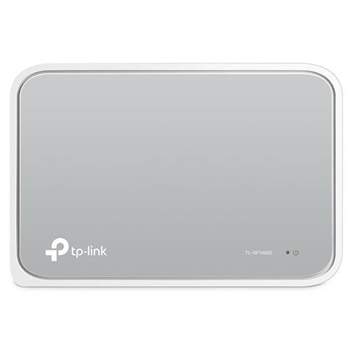 TP-LINK TPLINK HUB SWITCH 5 PORTE 10/100 TL-SF1005D
