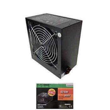 BLACKBOX ALIMENTATORE PC ATX 575W 120MM FAN RETAIL