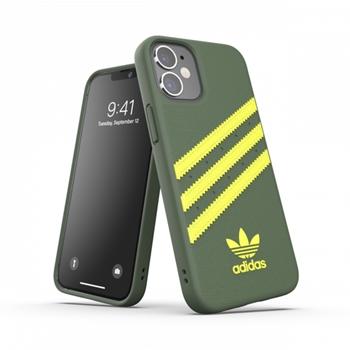 "Adidas 42253 custodia per cellulare 13,7 cm (5.4"") Cover Verde, Giallo"