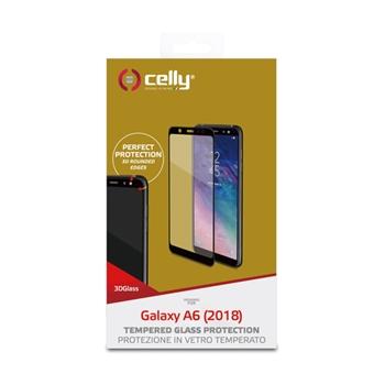 Celly 3D Glass Pellicola proteggischermo trasparente Samsung 1 pezzo(i)