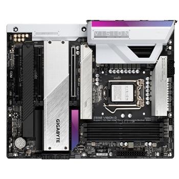 GIGABYTE Z590 VISION G LGA1200 DDR4 6xSATA 1xM.2 ATX MB