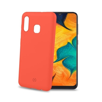 """Celly Shock custodia per cellulare 16,3 cm (6.4"""") Cover Arancione"""
