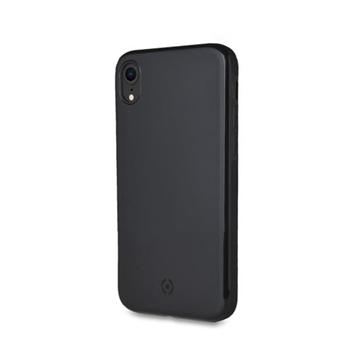 """Celly Ghost Skin custodia per cellulare 15,4 cm (6.06"""") Cover Nero"""