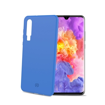 """Celly Shock custodia per cellulare 15,5 cm (6.1"""") Cover Blu"""