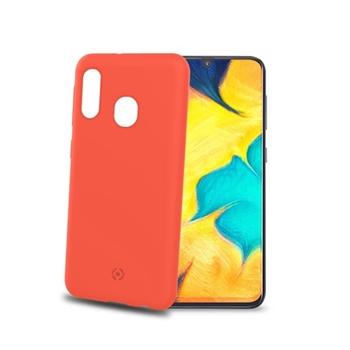 "Celly Shock custodia per cellulare 14,7 cm (5.8"") Cover Arancione"