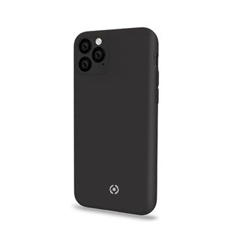 """Celly Ghost Skin custodia per cellulare 16,4 cm (6.46"""") Cover Nero"""