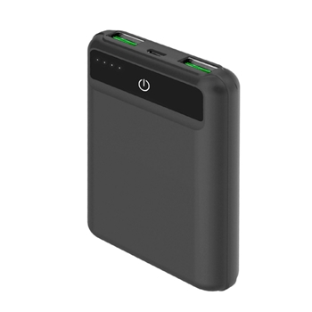 Celly Pocket Size 5000 batteria portatile Ioni di Litio 5000 mAh Nero