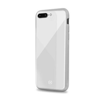 """Celly Diamond custodia per cellulare 14 cm (5.5"""") Cover Bianco"""
