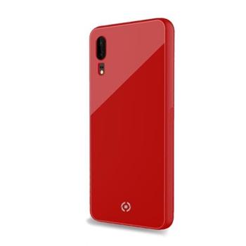 """Celly Diamond custodia per cellulare 14,7 cm (5.8"""") Cover Rosso"""