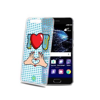 """Celly COVER644TEEN10 custodia per cellulare 12,9 cm (5.1"""") Cover Multicolore"""