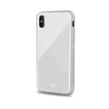 """Celly Diamond custodia per cellulare 14,7 cm (5.8"""") Cover Bianco"""
