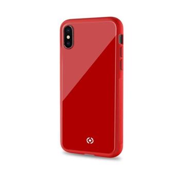 """Celly Diamond custodia per cellulare 16,5 cm (6.5"""") Cover Rosso"""