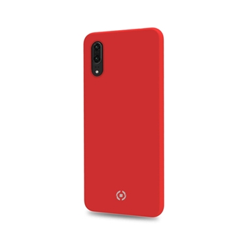 "Celly FEELING848RD custodia per cellulare 14,7 cm (5.8"") Cover Rosso"