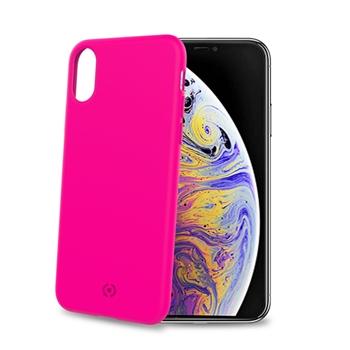 """Celly Shock custodia per cellulare 16,5 cm (6.5"""") Cover Rosa"""