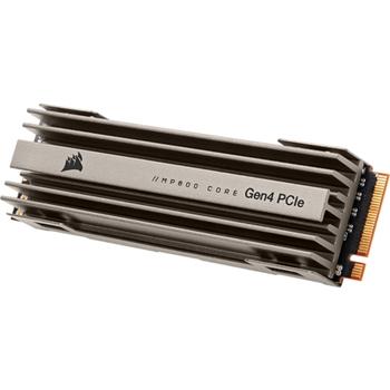 CORSAIR MP600 CORE 4TB M.2 PCIe Gen4 x4 NVMe SSD 4950/3950 MB/s