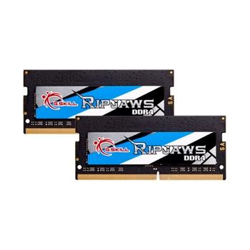 G.SKILL Ripjaws DDR4 64GB 2x32GB 2666Mhz SO-DIMM CL19 1.2V