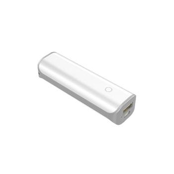 Celly PGPB2200WH batteria portatile Ioni di Litio 2200 mAh Grigio, Bianco