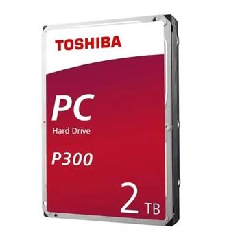 HDD Toshiba P300 HDWD220UZSVA 2TB/8,5/600/54 Sata III 128MB
