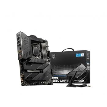 MSI MEG Z590 UNIFY scheda madre Intel Z590 LGA 1200 ATX