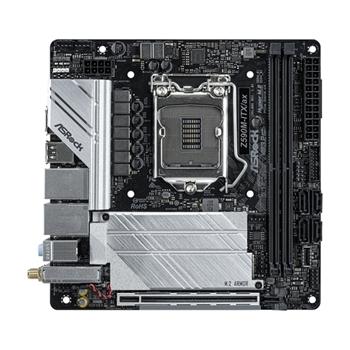 ASROCK Z590M-ITX/AX LGA1200 DDR4 4xSATA 2xM.2 WiFi mITX MB