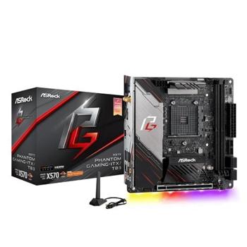ASROCK X570 Phantom Gaming ITX/TB3 (AM4) (D)