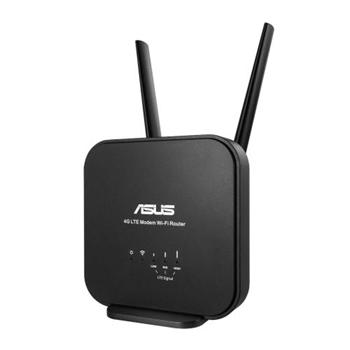 ASUS 4G-N12 B1 Asus 4G-N12 Wireless-N300 LTE Modem Router