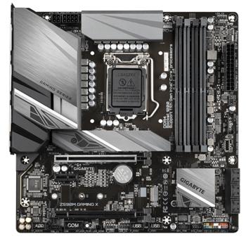 GIGABYTE Z590M GAMING X LGA1200 DDR4 6xSATA 2xM.2 ATX MB