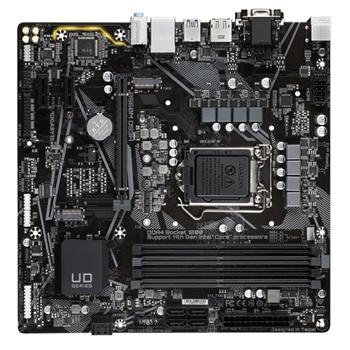 Gigabyte B560M DS3H scheda madre Intel B560 Express LGA 1200 micro ATX