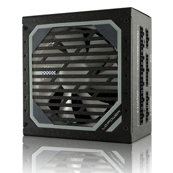 LC-Power LC1000M V2.31 alimentatore per computer 1000 W 20+4 pin ATX ATX Nero