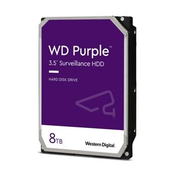 Western Digital HDD WD Purple WD84PURZ 8TB/8,9/600 Sata III 128MB (D)