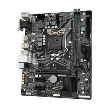 Gigabyte H410M H V2 scheda madre Intel H410 LGA 1200 micro ATX