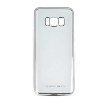 "Area TRUGS8PFRAMES custodia per cellulare 15,8 cm (6.2"") Cover Argento, Trasparente"