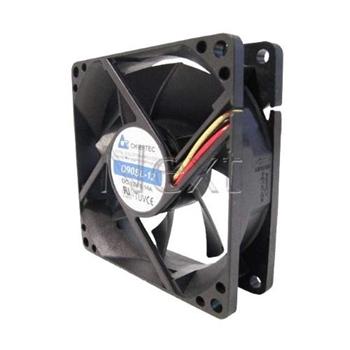 CHIEFTEC 90x90x25mm Ball Bearing PWM Fan