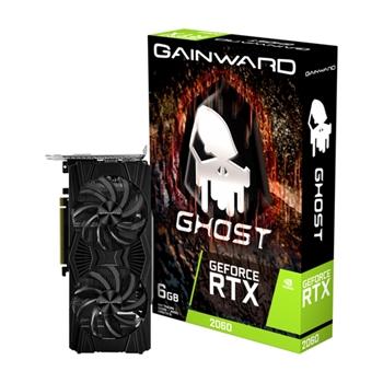 VGA Gainward GeForce® RTX 2060 6GB D6 Ghost