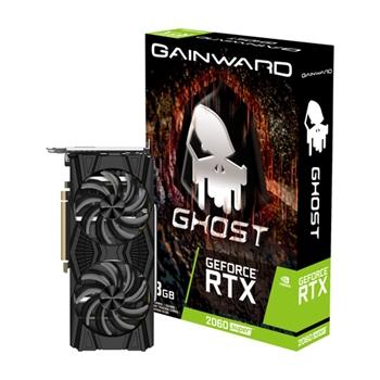 Gainward NE6206S018P2-1160X-1 NVIDIA GeForce RTX 2060 SUPER 8 GB GDDR6