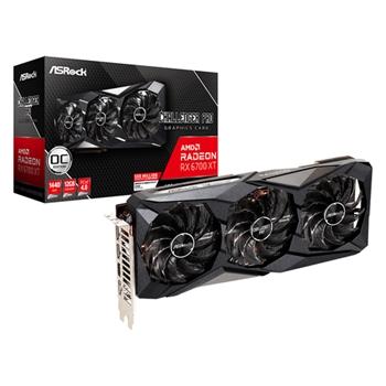 VGA ASRock Radeon RX 6700 XT 12GB CHALLENGER PRO OC