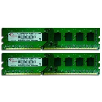 G.SKILL DDR3 8GB 2x4GB 1333MHz CL9 1.5V