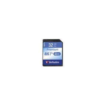 Verbatim Premium memoria flash 32 GB SDHC Classe 10
