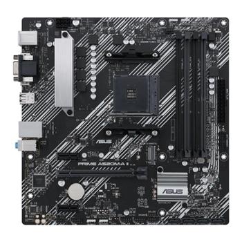 ASUS PRIME A520M-A II AMD A520 Presa AM4 micro ATX