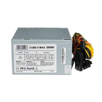 IBOX CUBE II power supply 500W 12 CM FAN