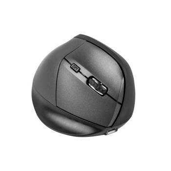 NATEC NMY-1071 Natec mouse CRAKE VERTICAL WIRELESS 2000 DPI BLACK
