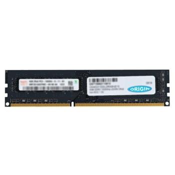 ORIGIN STORAGE 4GB DDR3-1600 UDIMM 1RX8 NON-ECC 1.35V