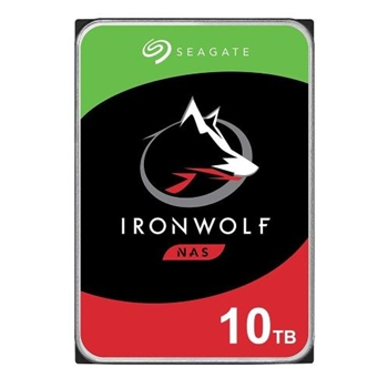 HDD Seagate IronWolf NAS ST10000VN0008 10TB Sata III 256MB (D)